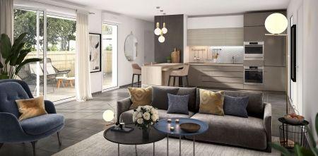 logement neuf intérieur ORIGINEL - BRON