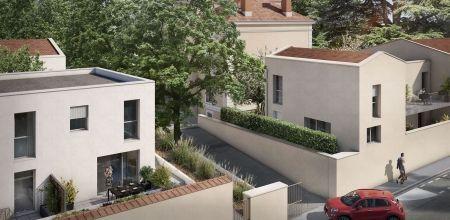logement neuf extérieur 2 ORIGINEL - BRON
