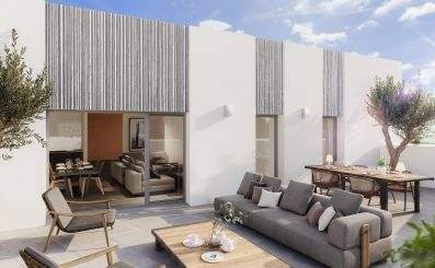 logement neuf extérieur 2 LUMIA - CALUIRE ET CUIRE