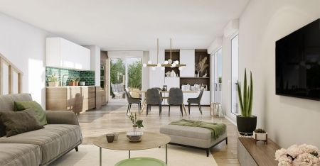 logement neuf intérieur URBAN&SENS - CHAVILLE