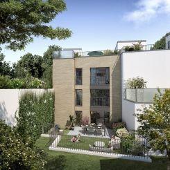 logement neuf extérieur 1 URBAN&SENS - CHAVILLE
