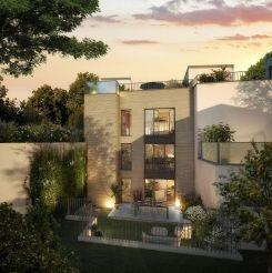 logement neuf extérieur 2 URBAN&SENS - CHAVILLE