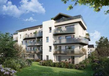 logement neuf extérieur SIGNATURE - DIVONNE LES BAINS
