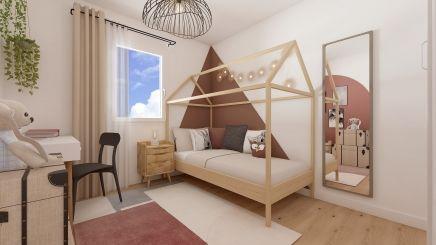 logement neuf intérieur 7 3ÈME ART - LYON 03