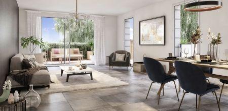 logement neuf intérieur ELOGE - FERNEY VOLTAIRE
