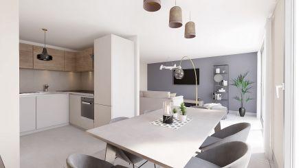 logement neuf intérieur 1 3 AVENUE DE LA PLANCHE - MARSEILLE 08