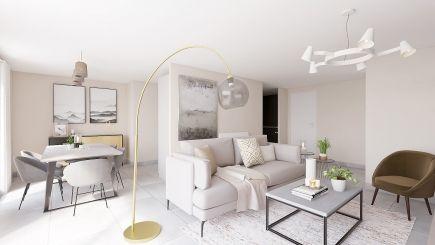 logement neuf intérieur 2 3 AVENUE DE LA PLANCHE - MARSEILLE 08