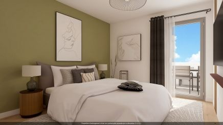 logement neuf intérieur 1 3ÈME ART - LYON 03