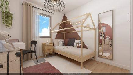 logement neuf intérieur 2 3ÈME ART - LYON 03