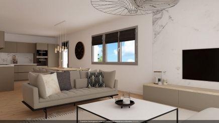 logement neuf intérieur 3 3ÈME ART - LYON 03