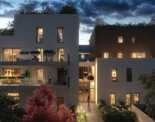 logement neuf extérieur 2 3ÈME ART - LYON 03