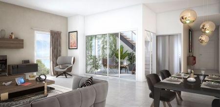 logement neuf intérieur L'ÉGÉRIE - LYON 05