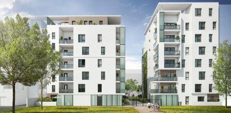 logement neuf extérieur 2 ECRIN II LUMIERE - LYON 08