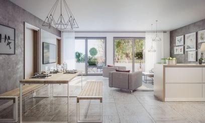 logement neuf intérieur 3 AVENUE DE LA PLANCHE - MARSEILLE 08