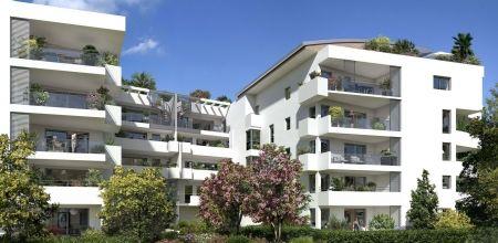 logement neuf extérieur 499 PRADO - MARSEILLE 08
