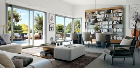 logement neuf intérieur 499 PRADO - MARSEILLE 08