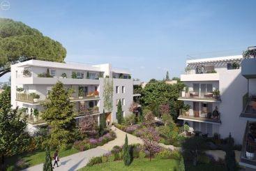 logement neuf extérieur 2 9ème SENS - MARSEILLE 09