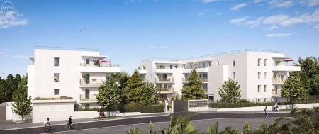 logement neuf extérieur 1 9ème SENS - MARSEILLE 09