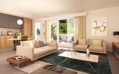 logement neuf intérieur 9ème SENS - MARSEILLE 09