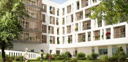 logement neuf extérieur 2 ARBOR&SENS - MARSEILLE 08
