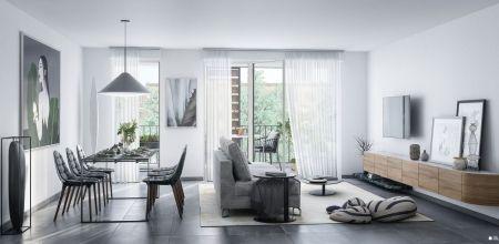 logement neuf intérieur ARBOR&SENS - MARSEILLE 08