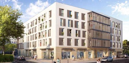 logement neuf extérieur 3 ARBOR&SENS - MARSEILLE 08