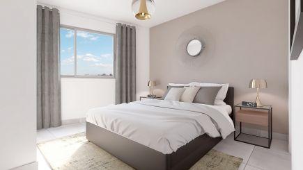 logement neuf intérieur 3 3 AVENUE DE LA PLANCHE - MARSEILLE 08