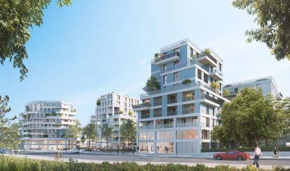 logement neuf extérieur - MARSEILLE 10