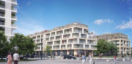 logement neuf extérieur QUINTESSENCE - MEUDON