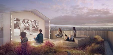 logement neuf extérieur 3 NEW G - PARIS 13