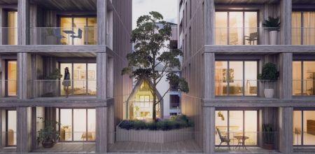 logement neuf extérieur 4 NEW G - PARIS 13