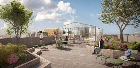 logement neuf extérieur 5 NEW G - PARIS 13