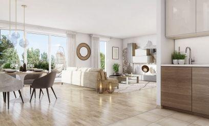 appartement neuf intérieur 1 - SUCY EN BRIE