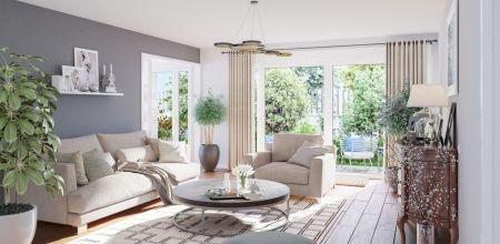 logement neuf intérieur DOMAINE LULLY - VERSAILLES