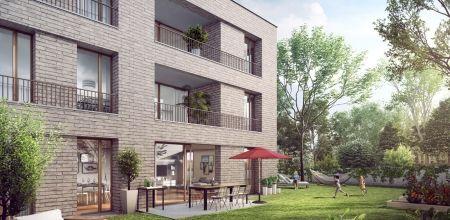 logement neuf extérieur 1 DOMAINE LULLY - VERSAILLES