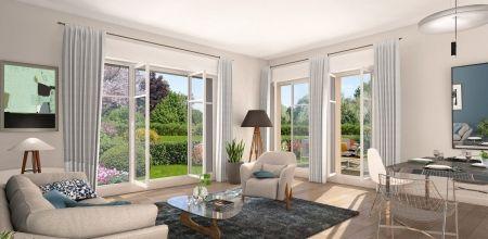 logement neuf intérieur LE DOMAINE DU PARC - VILLE D'AVRAY