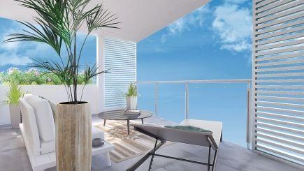 logement neuf extérieur 4 499 PRADO - MARSEILLE 08