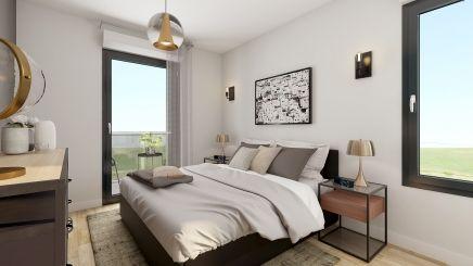 logement neuf intérieur 2 SIGNATURE - DIVONNE LES BAINS