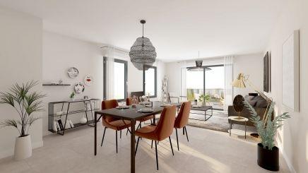 logement neuf intérieur 3 SIGNATURE - DIVONNE LES BAINS
