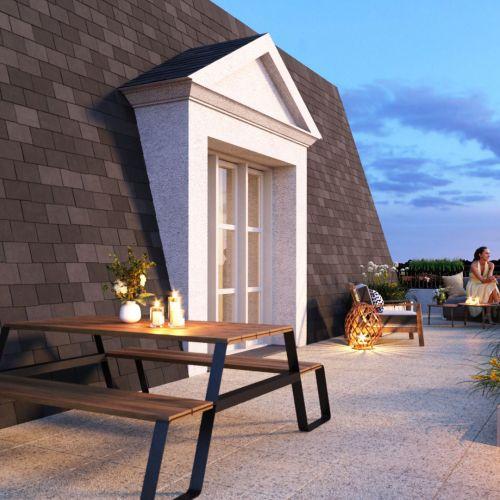 logement neuf extérieur Villa Voie Romaine - Le Blanc Mesnil