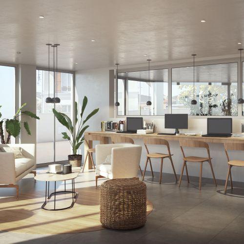logement neuf intérieur Intervalle - Drancy