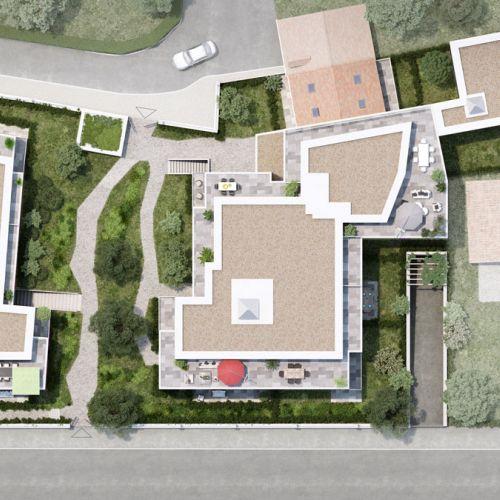 logement neuf Plan DUO VERDE - Ormesson-sur-Marne