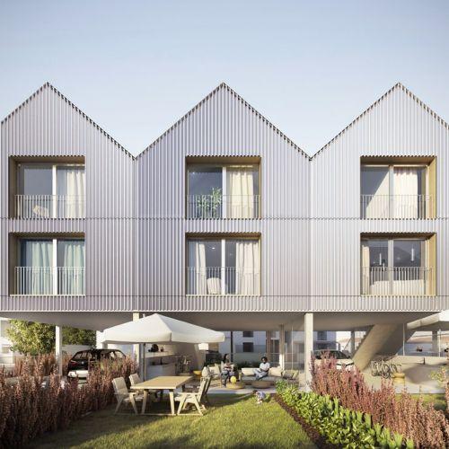 logement neuf extérieur 1 EUREKA - VITRY SUR SEINE