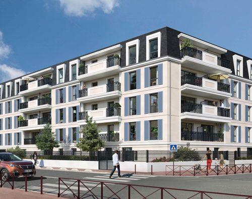 logement neuf extérieur 7 EQUATION - MONTFERMEIL