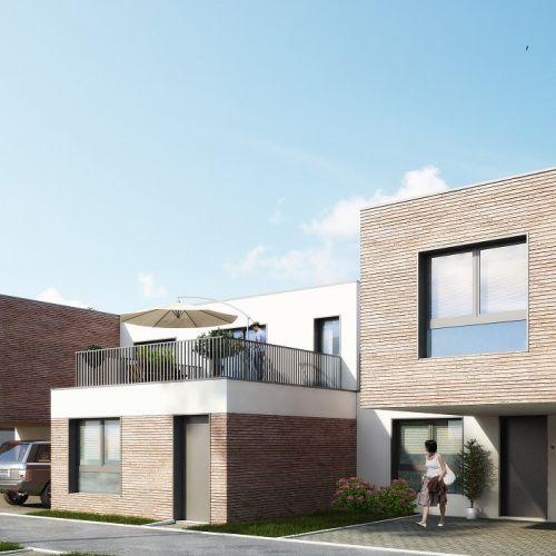 logement neuf extérieur VIEW PARK - BLAGNAC