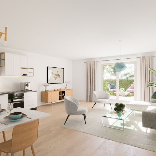 logement neuf intérieur Nouvel'R - SECLIN