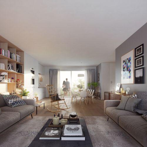logement neuf intérieur EUREKA - VITRY SUR SEINE