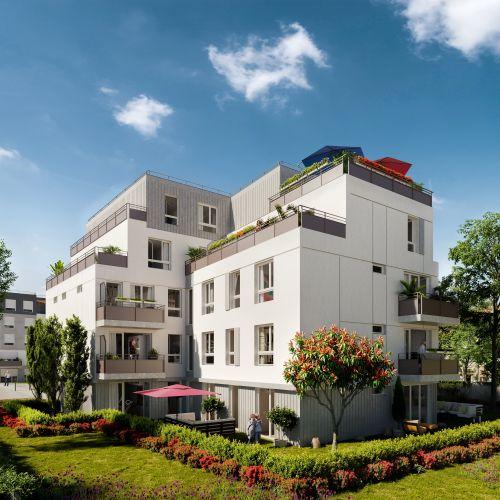 logement neuf extérieur 1 A'tmosphère - Sainte-Geneviève-des-Bois