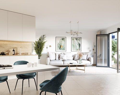 logement neuf intérieur 1 EQUATION - MONTFERMEIL