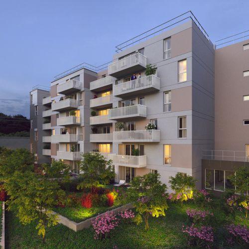 logement neuf extérieur 1 Eclat - Neuilly-Plaisance